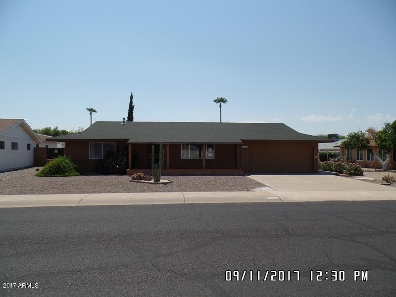 10235 W AUDREY Drive, Sun City, AZ 85351