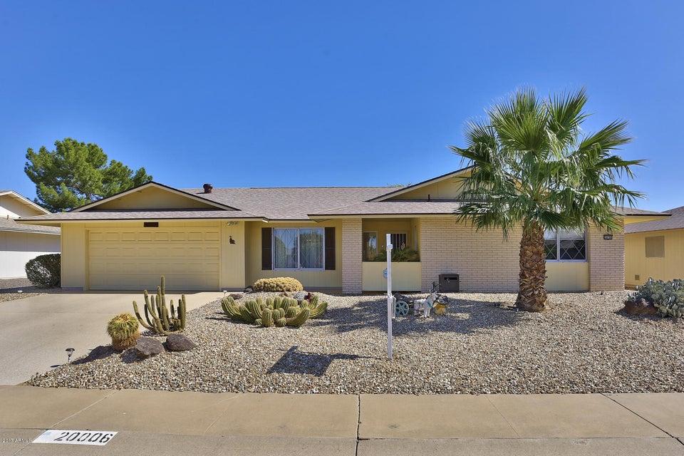 20006 N PALO VERDE Drive, Sun City, AZ 85373
