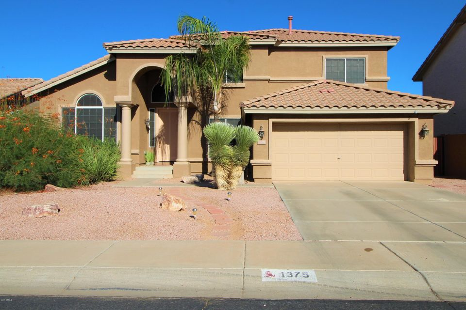 1375 S HONEYSUCKLE Court, Gilbert, AZ 85296