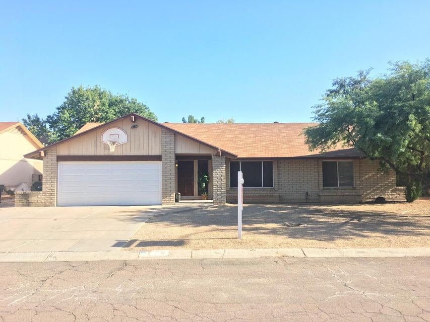 4529 W VILLA THERESA Drive, Glendale, AZ 85308