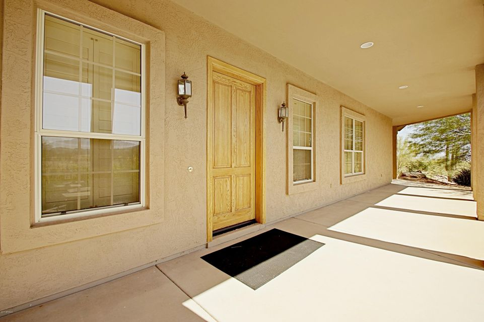 14162 E PEAK VIEW Road Scottsdale, AZ 85262 - MLS #: 5671093