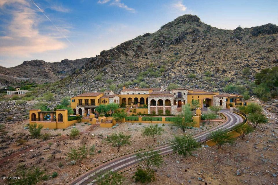 Homes For Sale In Paradise Valley