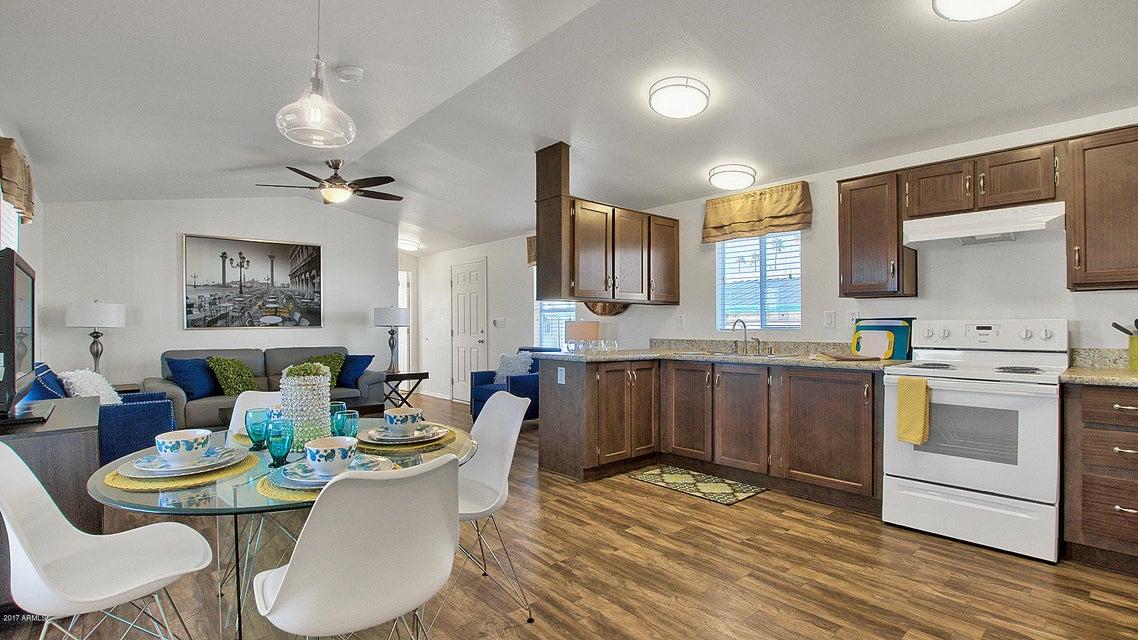 2701 E ALLRED Avenue Unit 128 Mesa, AZ 85204 - MLS #: 5675963