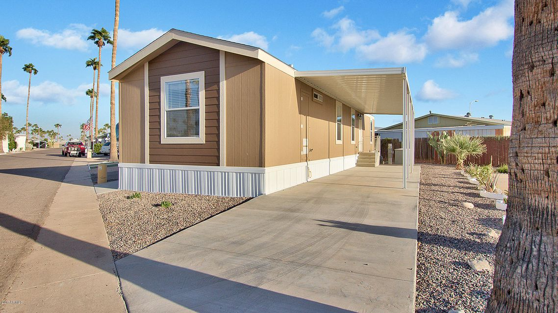 2701 E ALLRED Avenue Unit 141 Mesa, AZ 85204 - MLS #: 5675972
