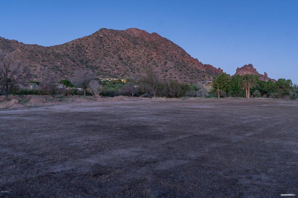 5740 N YUCCA Road Lot 2, Paradise Valley, AZ 85253