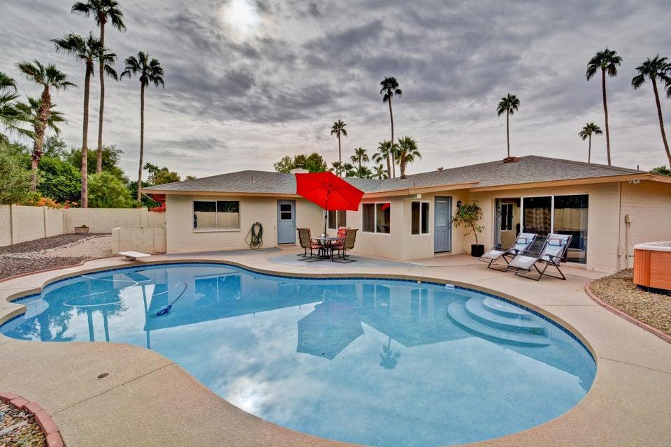 8306 E VIA DE LAS FLORES Scottsdale, AZ 85258 - MLS #: 5685356