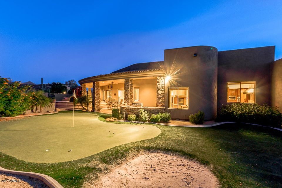 Photo of 8702 E OVERLOOK Drive, Scottsdale, AZ 85255