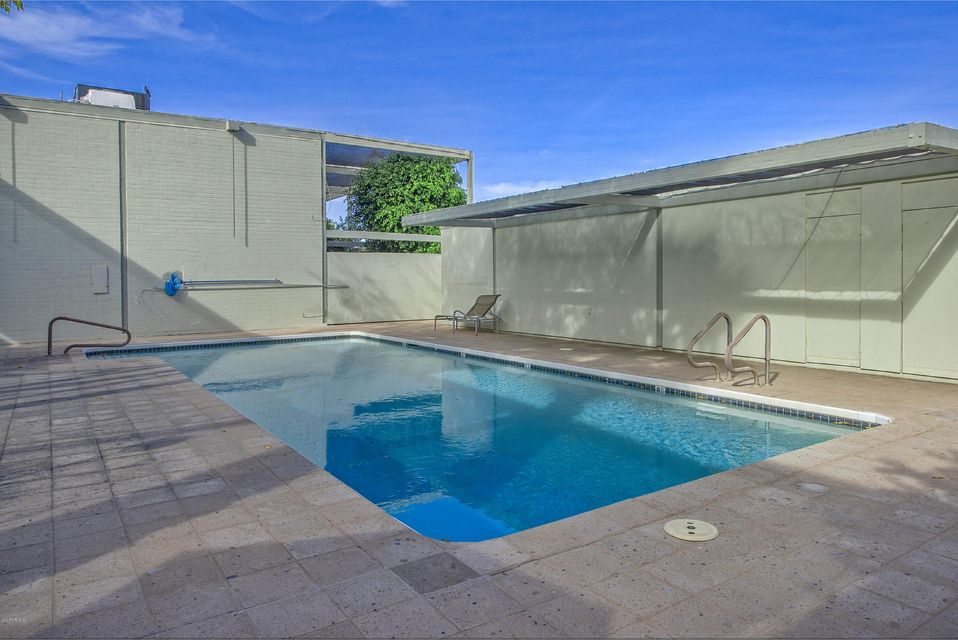 4401 N 40TH Street Unit 18 Phoenix, AZ 85018 - MLS #: 5690595