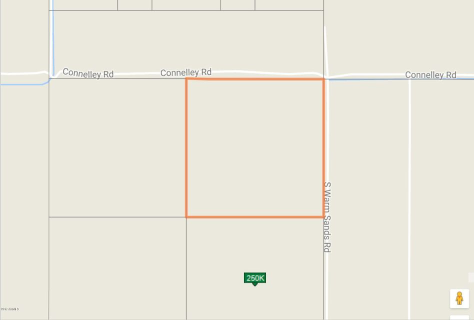 7980 S WARM SANDS Road Stanfield, AZ 85172 - MLS #: 5659169