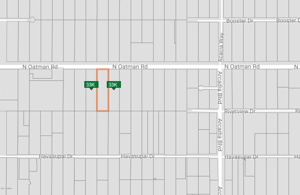 1844 N OATMAN Road Bullhead City, AZ 86442 - MLS #: 5637243