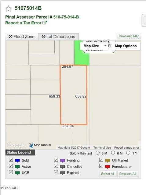 14B S Allso Drive Maricopa, AZ 85139 - MLS #: 5691963