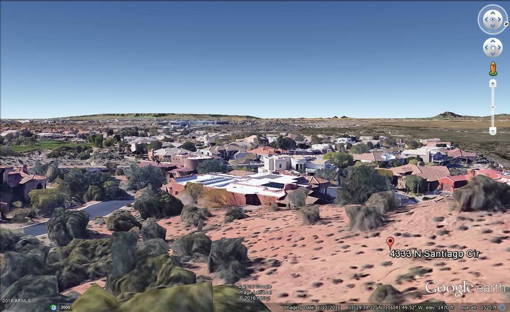 4333 N SANTIAGO Circle Mesa, AZ 85215 - MLS #: 5695243