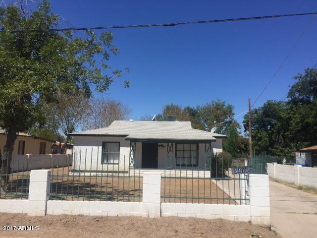 5416 S 4TH Street, Phoenix, AZ 85040