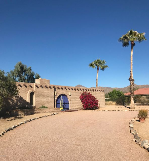 12446 E Saddlehorn Trail