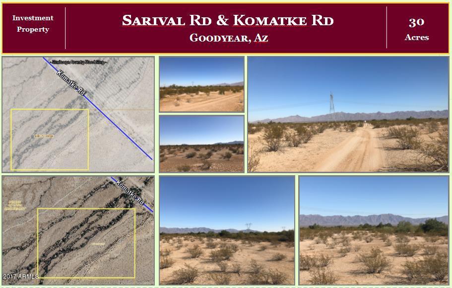 xxxx W Komatke Road Goodyear, AZ 85338 - MLS #: 5700742