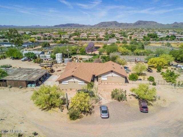 43608 N BLACK CANYON Highway New River, AZ 85087 - MLS #: 5702026