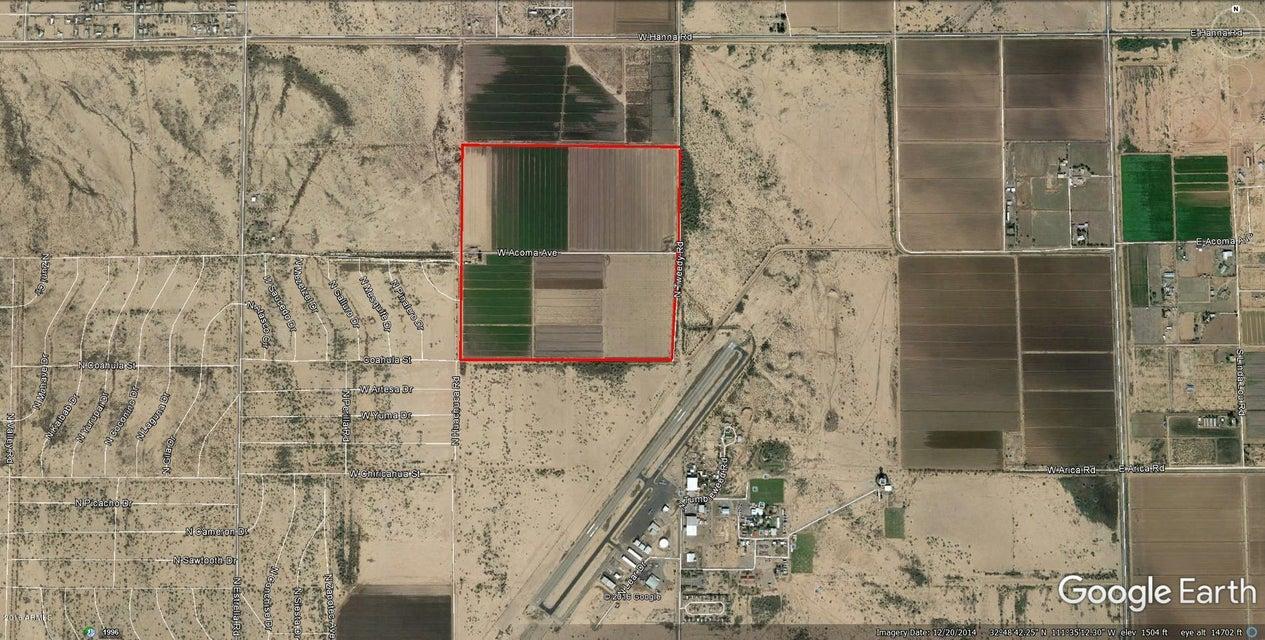2282 W ACOMA Street Eloy, AZ 85131 - MLS #: 5703103