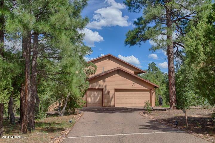 2201 S Silver Oak Avenue Show Low, AZ 85901 - MLS #: 5706364