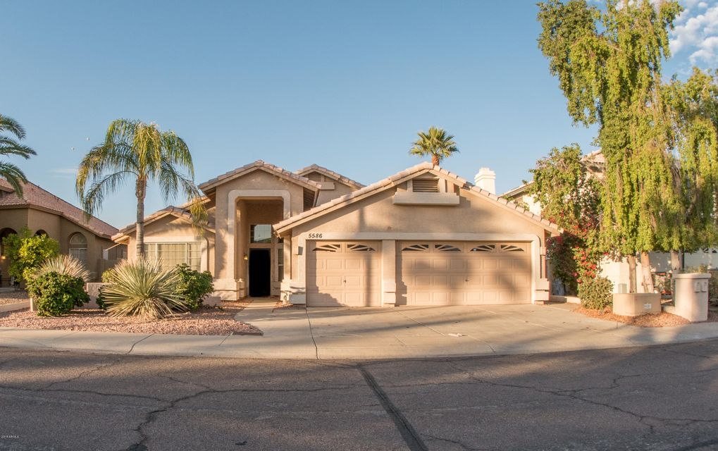 5586 W ROSE GARDEN Lane Glendale, AZ 85308 - MLS #: 5705371