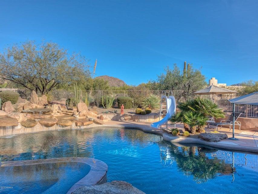 8432 E TETHER Trail Scottsdale, AZ 85255 - MLS #: 5709772
