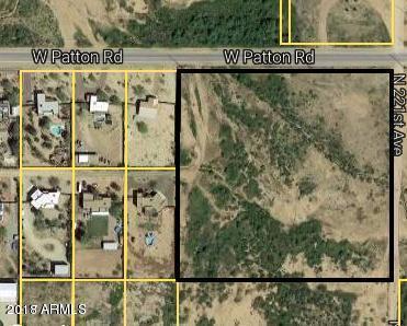 0 W Patton Road Wittmann, AZ 85361 - MLS #: 5714551