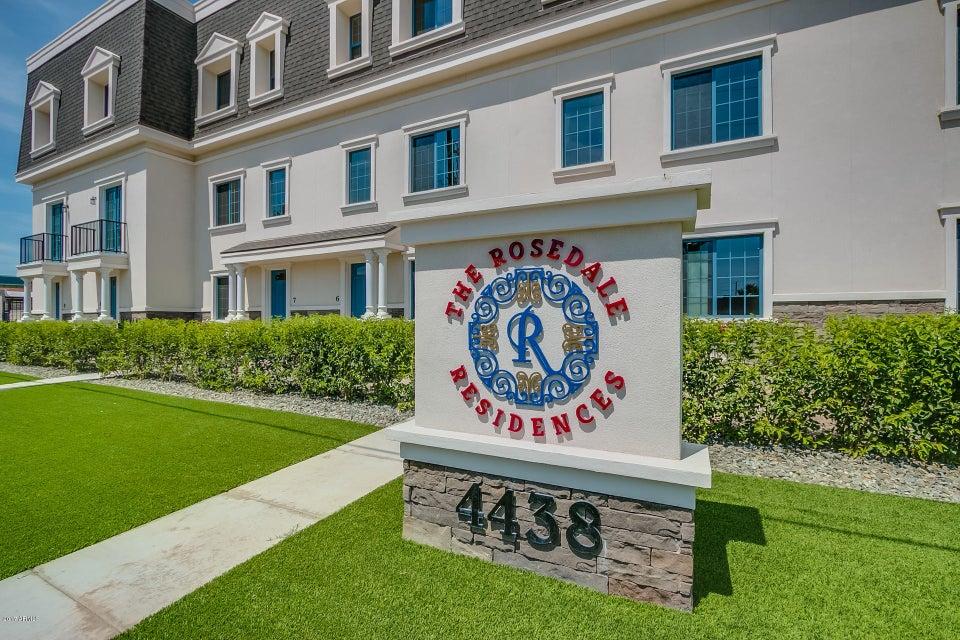 4438 N 27th Street Unit 15 Phoenix, AZ 85016 - MLS #: 5716361
