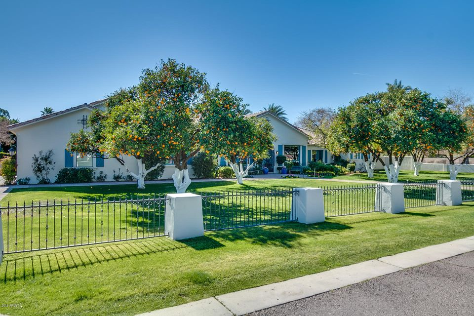 6403 E GAINSBOROUGH Road Scottsdale, AZ 85251 - MLS #: 5717351