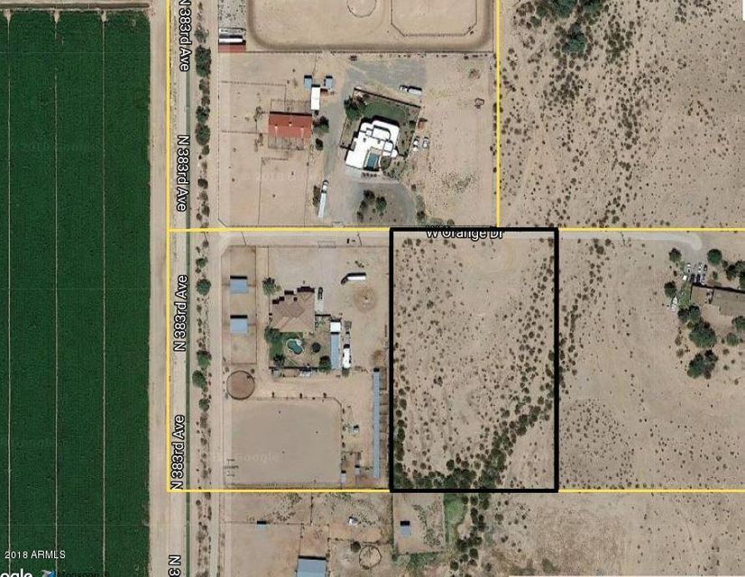 38200 W Orange Drive Tonopah, AZ 85354 - MLS #: 5724254
