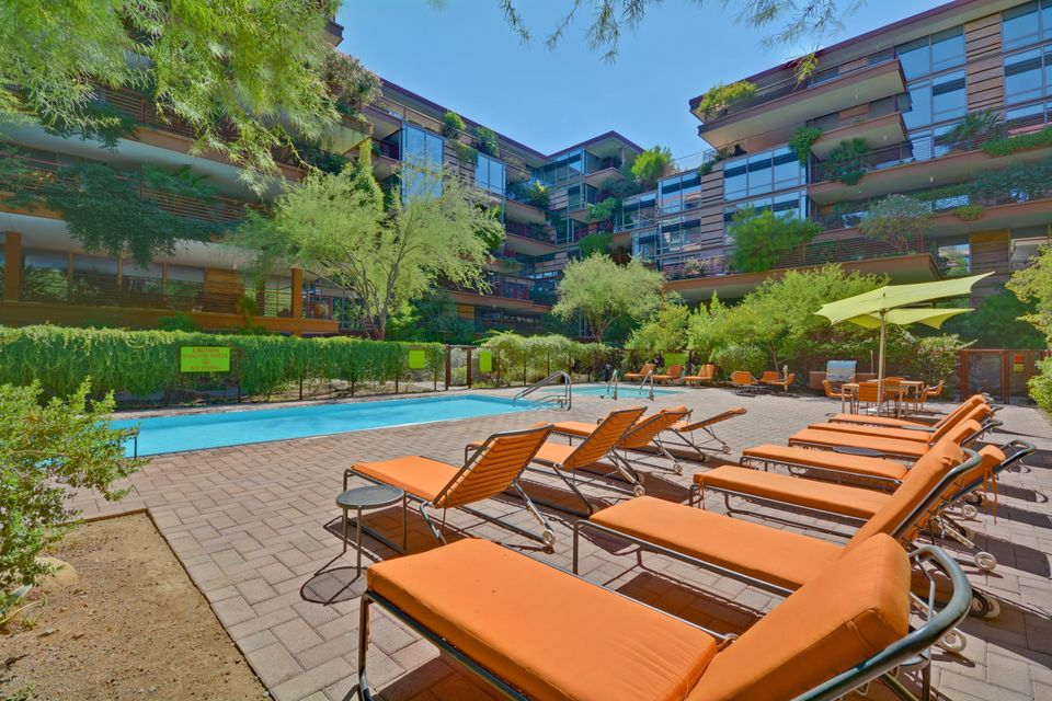 7127 E RANCHO VISTA Drive Unit 2011 Scottsdale, AZ 85251 - MLS #: 5722260