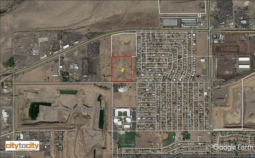 3840 W WIER Avenue Phoenix, AZ 85041 - MLS #: 5723532