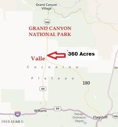 00 N HWY 64 Road Valle, AZ 86046 - MLS #: 5723601