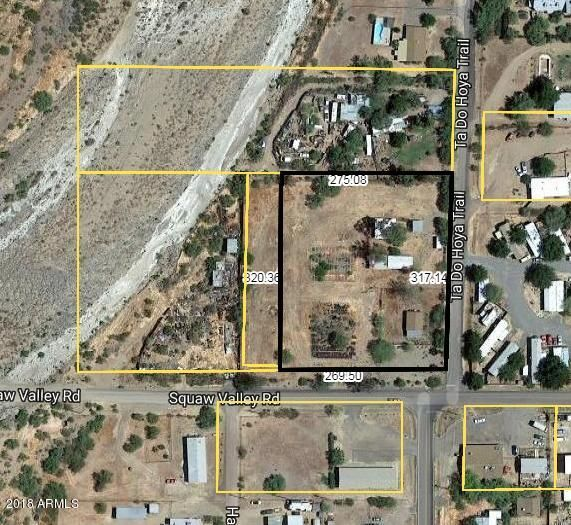 20200 E SQUAW VALLEY Road Black Canyon City, AZ 85324 - MLS #: 5724616