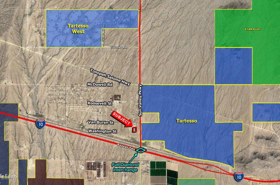 29208 W Washington Street Buckeye, AZ 85396 - MLS #: 5724749