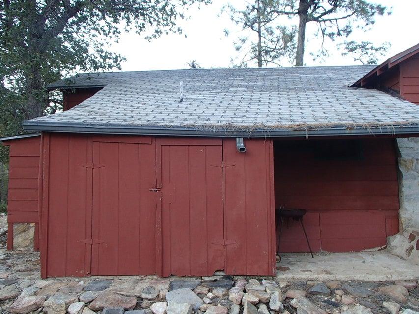 6 E Summer Homes Drive Crown King, AZ 86343 - MLS #: 5725397