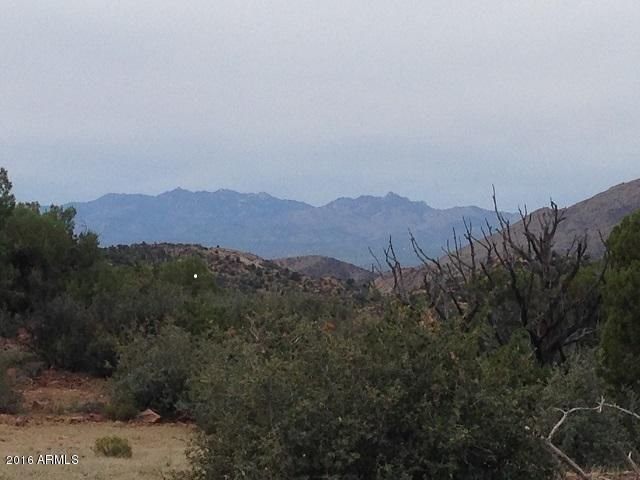 Lot 195 Mystic Canyon Road Kingman, AZ 86401 - MLS #: 5725078