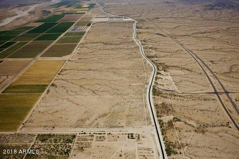 0 S OLD US HIGHWAY 80 Highway Gila Bend, AZ 85337 - MLS #: 5727025