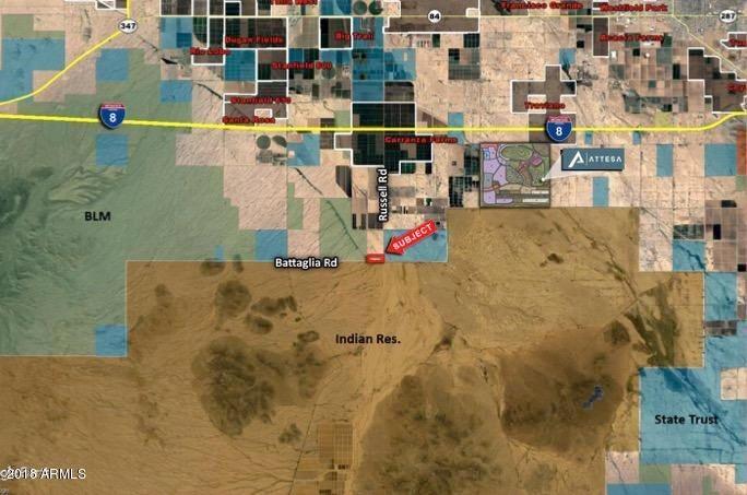 0 S Russell Road Casa Grande, AZ 85194 - MLS #: 5727440