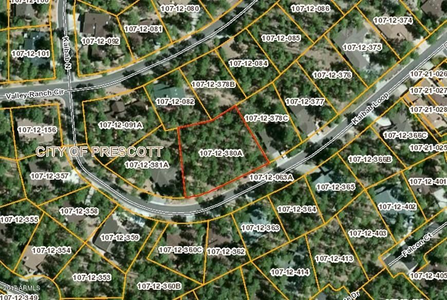 1640 Kaibab Loop Prescott, AZ 86303 - MLS #: 5728131