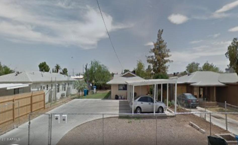 2525 E BRILL Street Phoenix, AZ 85008 - MLS #: 5728253