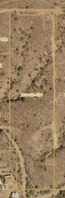 417XX N U.S. Hwy 60 89 Morristown, AZ 85342 - MLS #: 5729828