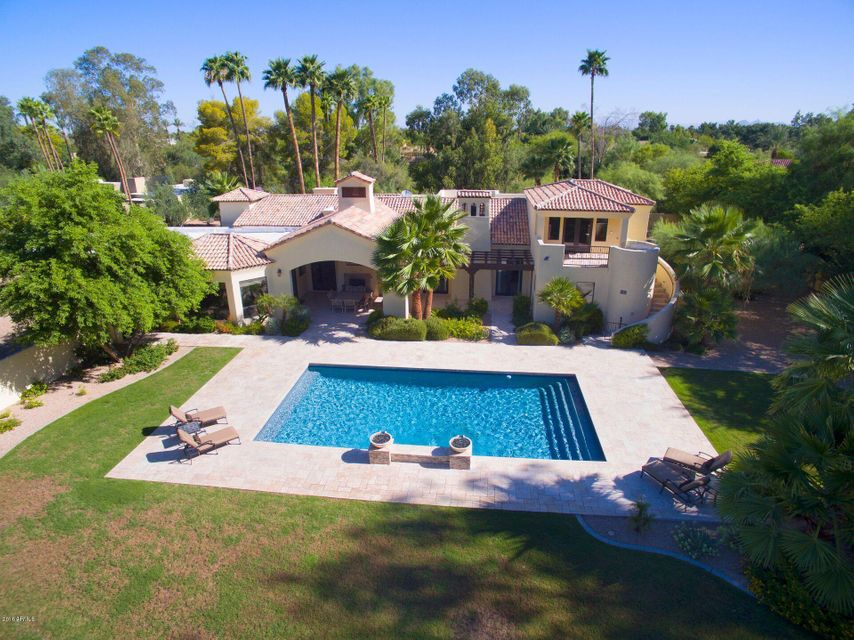 5745 E Via Los Ranchos Road