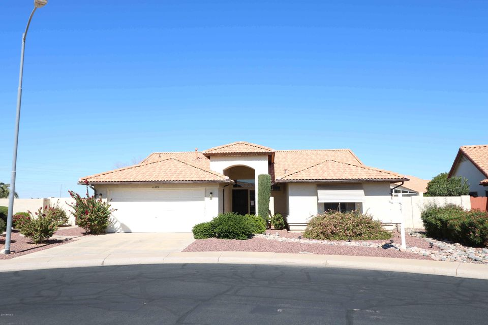 11072 W RUNION Drive Sun City, AZ 85373 - MLS #: 5730100