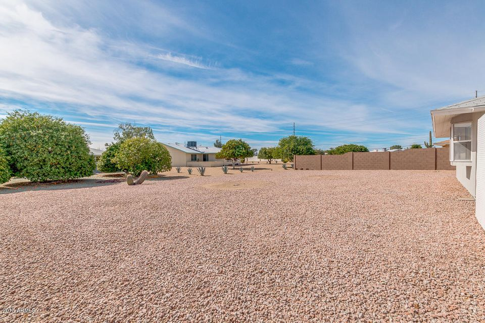 9827 W PALMER Drive Sun City, AZ 85351 - MLS #: 5734090