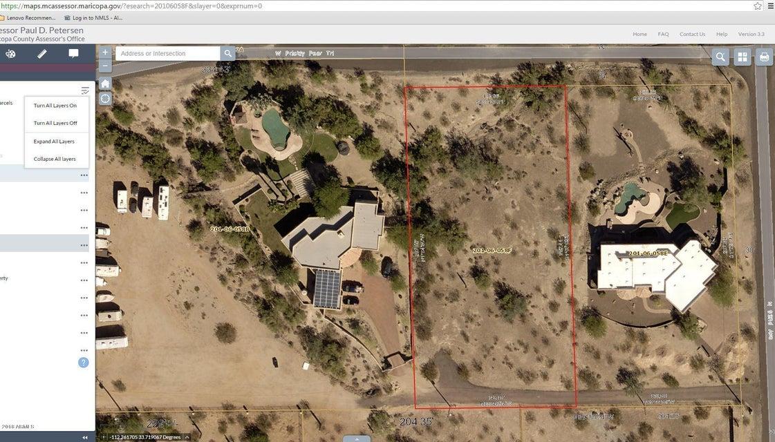 93XX W PRICKLY PEAR Trail Peoria, AZ 85383 - MLS #: 5705469