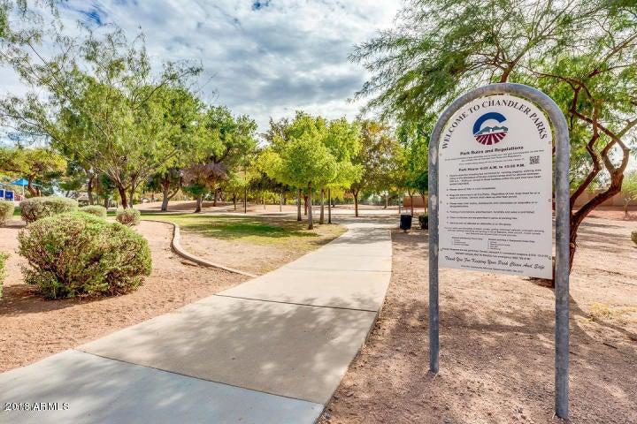 2875 W HIGHLAND Street Unit 1173 Chandler, AZ 85224 - MLS #: 5744086
