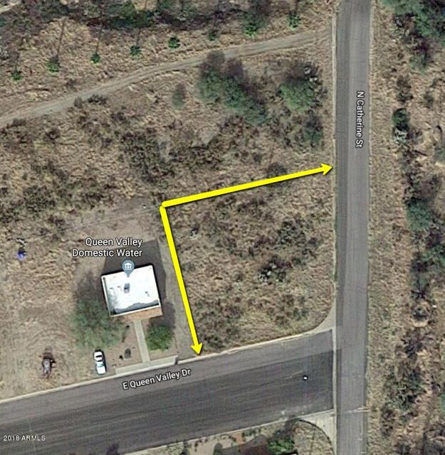 1580 E QUEEN VALLEY Drive Queen Valley, AZ 85118 - MLS #: 5743407