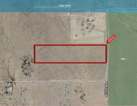 0 N 415th Avenue Tonopah, AZ 85354 - MLS #: 5743611