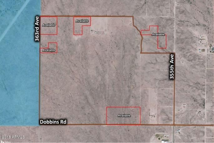 0 S 360th Avenue Tonopah, AZ 85354 - MLS #: 5743624
