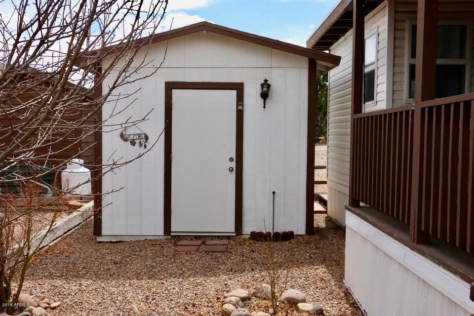 2223 Old Crook's Trail Overgaard, AZ 85933 - MLS #: 5746550