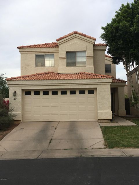 250 W JUNIPER Avenue Unit 37 Gilbert, AZ 85233 - MLS #: 5681852